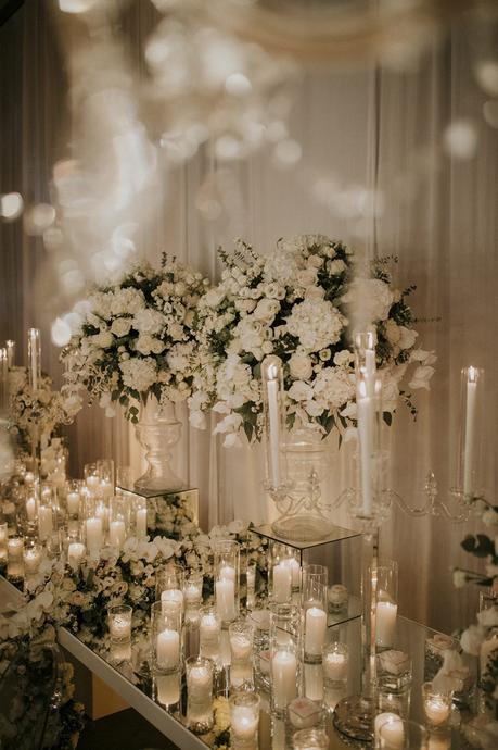 Timeless elegant wedding