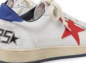 Easy, Breezy Broken-In: Golden Goose Deluxe Brand Ballstar Distressed Leather Sneakers