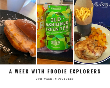 A week with Foodie Explorers 15th July 2018