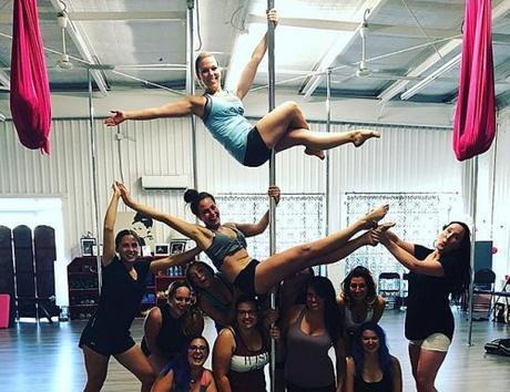 bachelorette party ideas bride hates pole dance classes for girls