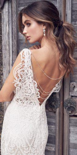 anna campbell 2019 romantic hand beaded lace straps backless wedding dresses kira