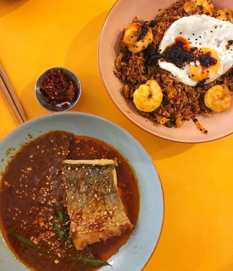 Food review: Julie's Kopitiam, Shawlands, Glasgow