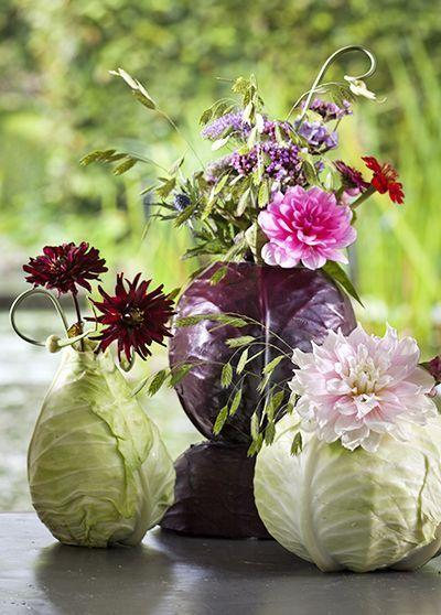 Refreshing Flower Vases