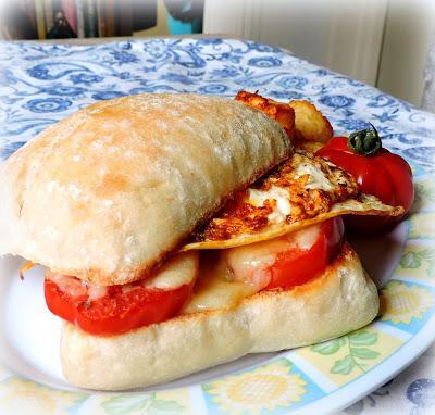 Breakfast Ciabatta