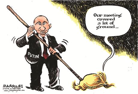 U.S. (& World) Should Be Frightened By Helsinki Summit