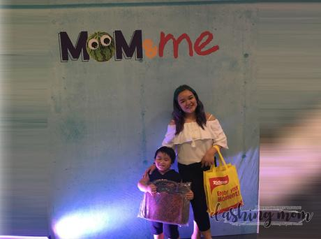 My first official public talk during Mother's Day | How to raise a kid