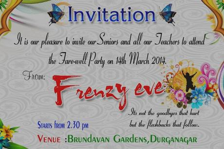 Farewell Party Invitation Email Paperblog