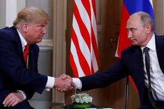 Trump and Putin might have thought Helsinki summit was private, but intelligence agencies from Finland and Sweden likely reported it in almost real time