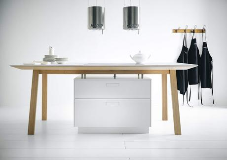 A Kitchen Dream - Cooking Table