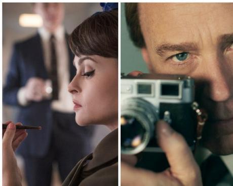 First Look: Helena Bonham Carter & Ben Daniels The Crown Season 3