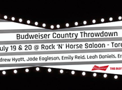 Budweiser Country Throwdown Q&A with Emily Reid Jade Eagleson