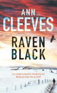 Raven Black – Ann Cleeves #20BooksofSummer