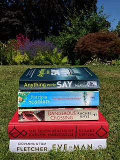 Lots of Book Reviews and a Reading Challenge Update