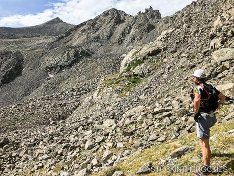 Two Runners Set Record on Nolan's 14 Challenge in Colorado