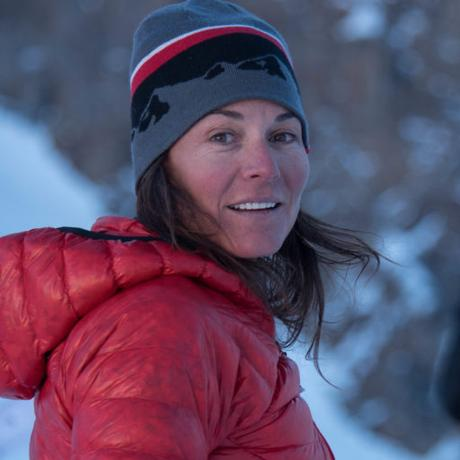 Ski Mountaineer Hilaree Nelson Replaces Conrad Anker as North Face Team Captain