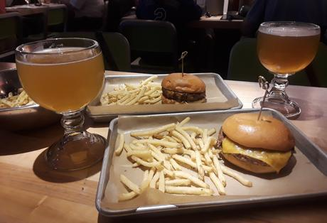 Beer & Burger Pairing: The Brew Series at Hopdoddy