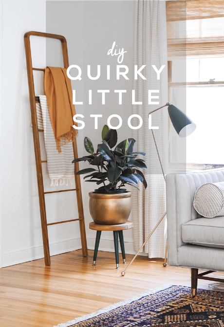 Quirky Little Stool DIY