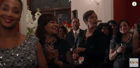 New Greenleaf teaser: Is Lady Mae preaching at Calvary now?