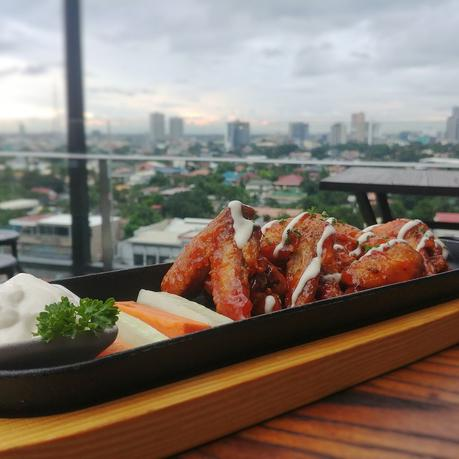Whiskies, Light Meals & Skyline Views at Prime Hotel's Cozy Rooftop Bar