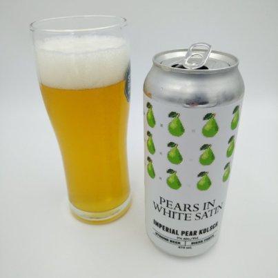 Pears In White Satin – Moody Ales (Fuggles & Warlock Craftworks)