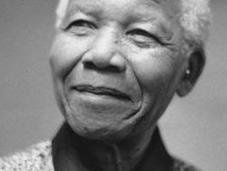 Footsteps Nelson Mandela