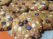 Oatmeal Coconut Chocolate Chips Cookies
