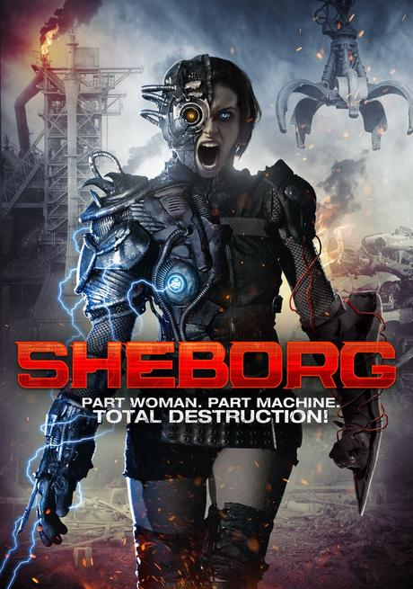 Watch: Wacky Trailer For B-Movie SHEBORG