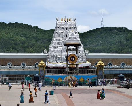 Venkateswara-Temple-South-India