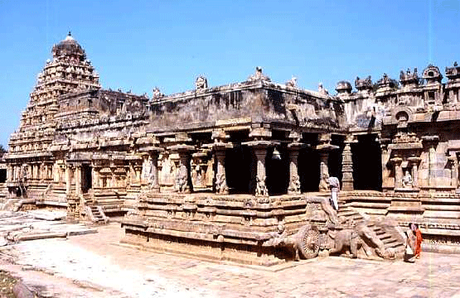 Airavateswarar-Temple-South-India