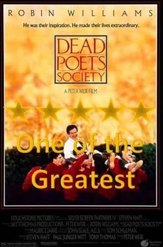 Robin Williams Weekend – Dead Poets Society (1989)