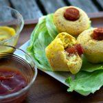 Vegan Corndog Muffins