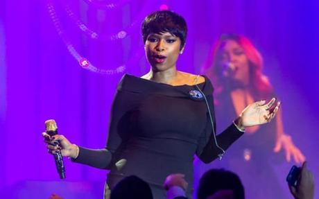 "Jennifer Hudson is headed back to the big screen in ""Cats"""