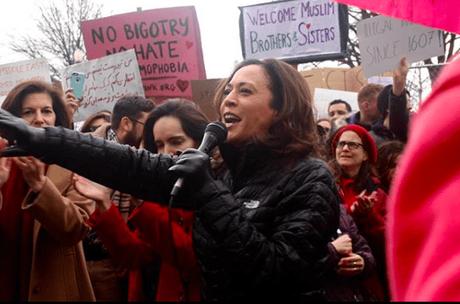U.S. Senator Kamala Harris memoir coming in 2019