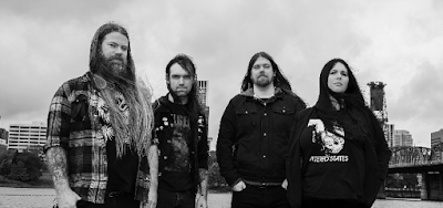 Holy Grove and Ripple Music Announce the Completion of the Upcoming Album by Portland's Epic Heavy Doomers