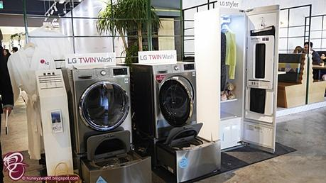 LG's New Smaller Capacity TWINWash Models Customized To Cater To Your Laundry Needs