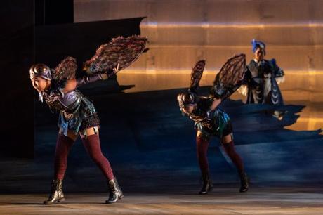 @GOpera's  'Vixen' a Menagerie of Movement, Sound & Talent