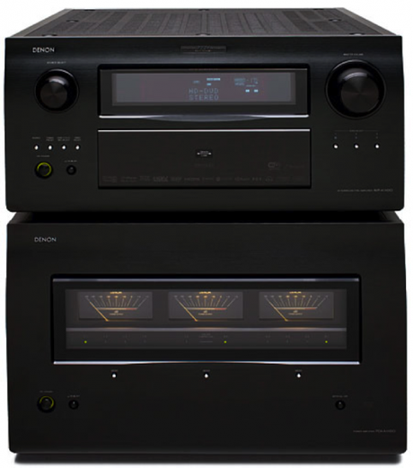 Gear: Top of the Line Home Theater Equipment