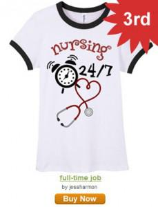 Get Ready for the Nurses Week T-Shirt Contest 2012 - Paperblog