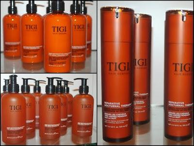 TIGI Launches Hair Reborn Collections