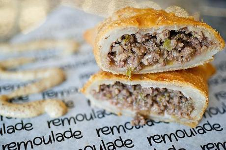 New Orleans Jazz & Heritage Festival and Arnaud's Meat Pies