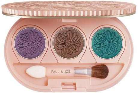 Upcoming Collections: Makeup Collections: Paul & Joe: Paul & Joe Self Select Eye Color Collection Summer 2012