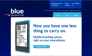 Nokia Lumia 800 in action As a Boarding Pass