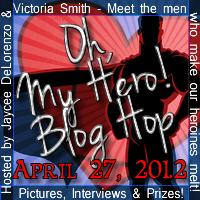 Oh, My Hero! Blog Hop