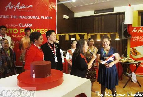 Making History in AirAsia Philippines' First Puerto Princesa Flight