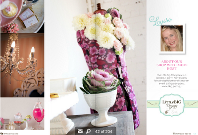 Little Big Company's Mother's Day Styling