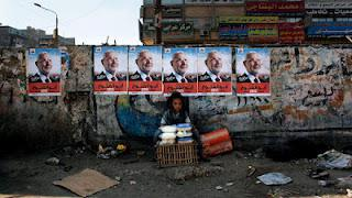 Egyptian Presidential Election, Protests, and the Politics of Drafting the New Constitution