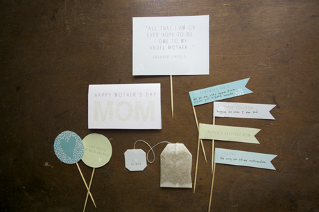 Free Printable Friday:  Mother's Day