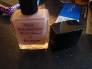 Review:Butter London plus nail look