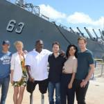 Alexander Skarsgard  Battleship Photo Call At The Battleship Missouri Memorial Michael Buckner Getty 5