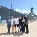 Alexander Skarsgard  Battleship Photo Call At The Battleship Missouri Memorial Michael Buckner Getty 13